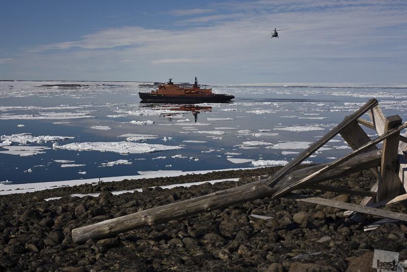 Арктика. Автор Михаил Шлемов.jpg