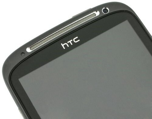 HTC Sensation. Разговорный динамик