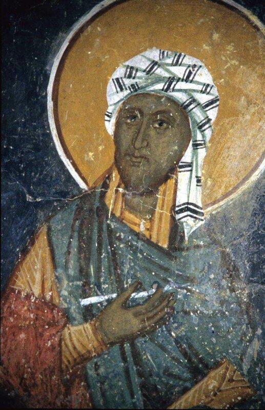 Святой мученик и бессребреник Дамиан (или Косма) Аравийский.