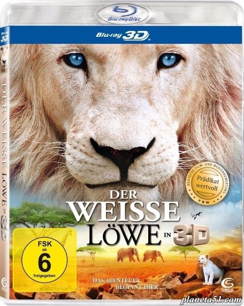 Белый лев / White Lion (2010/HDRip)