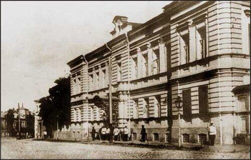 Астрахань. Здание Астраханского Дворянского Собрания.