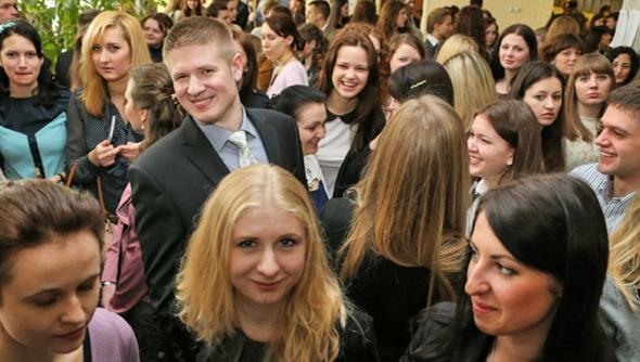 Выпускные вечера пройдут сегодня в Беларуси