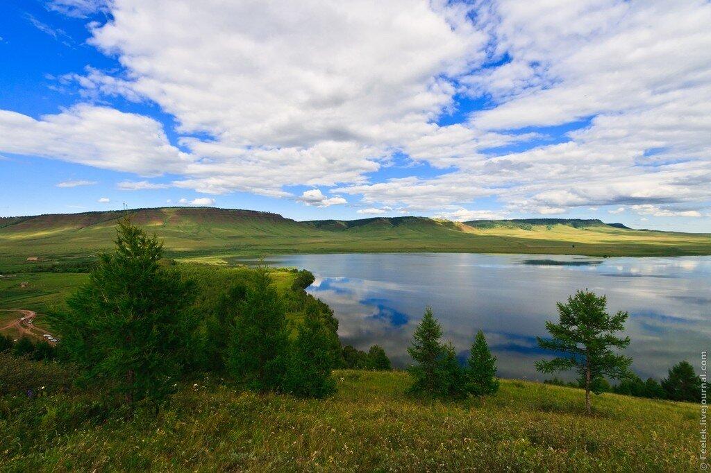 Озеро Инголь Шарыповский район Красноярский край базы отдыха