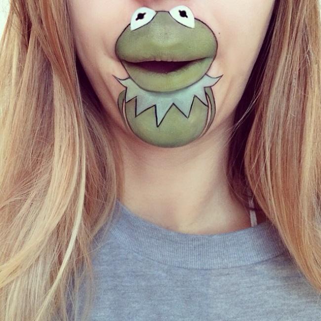 Лягушонок Кермит.