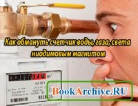 Книга Как обмануть счетчик воды, газа, света ниодимовым магнитом