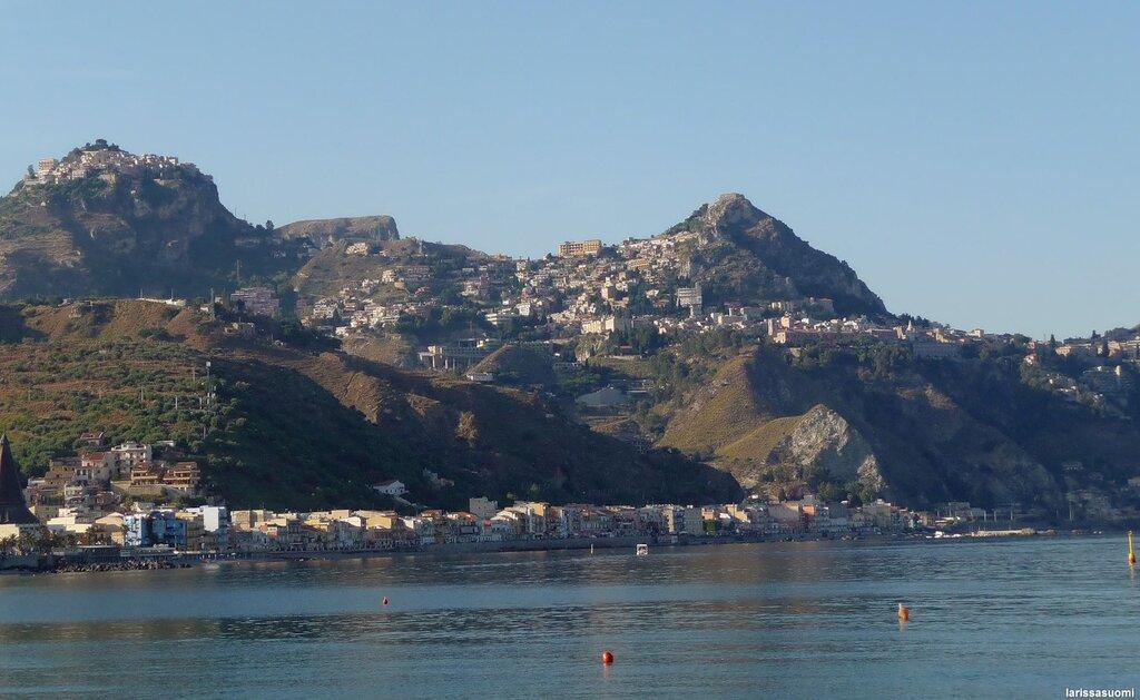 Castelmola, Taormina.