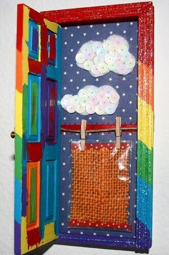 Коллаж для детской комнаты