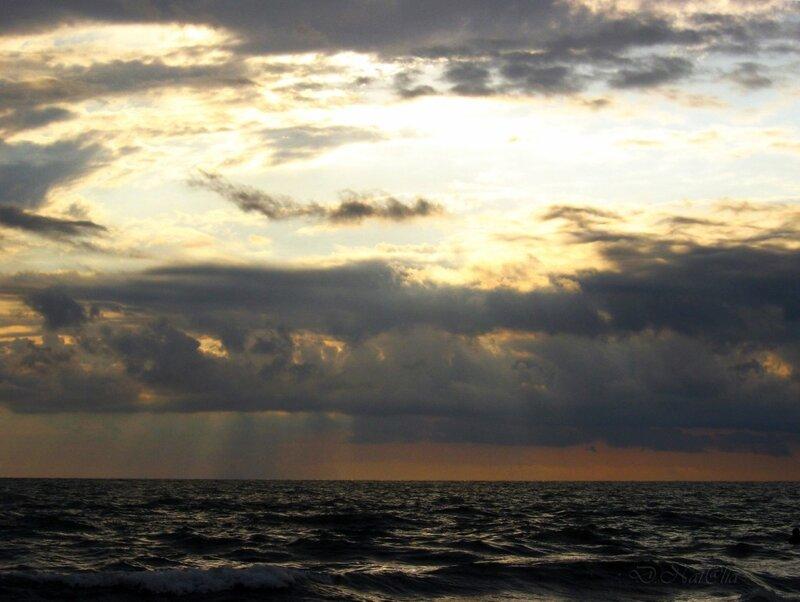 Ах море! Море!