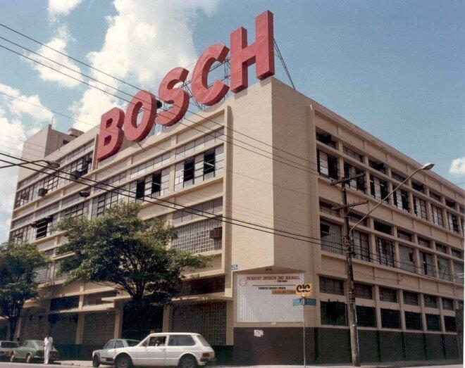 Офис Bosch в Сан-Пауло