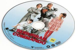 Коммандо из пригорода - Suburban Commando (1991) DVDRip