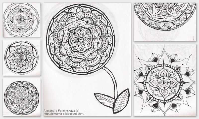 Тарелки для витражной росписи