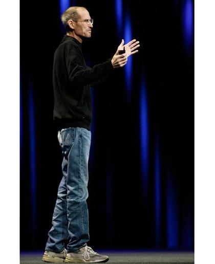 Сооснователь и исполнительный директор Apple Стив Джобс