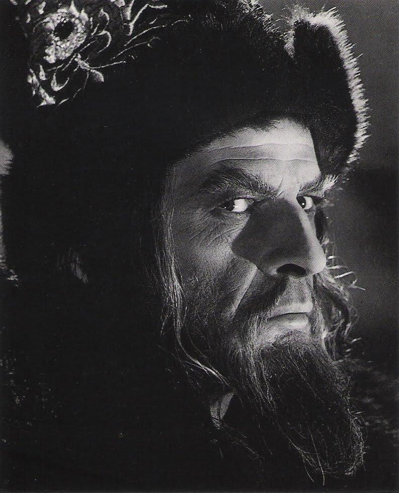 Николай Черкасов. Иван Грозный