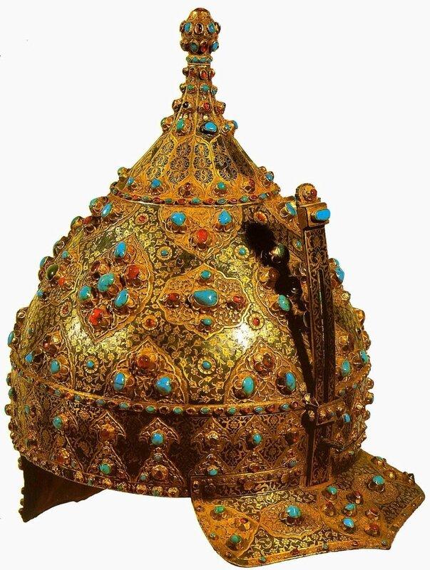 Ювелирное искусство исламского Востока.