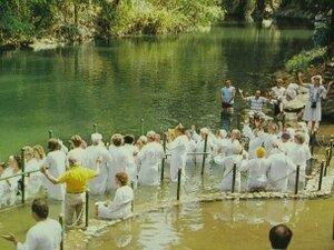 На водохранилище под Уссурийском пройдет Крещение всех желающих