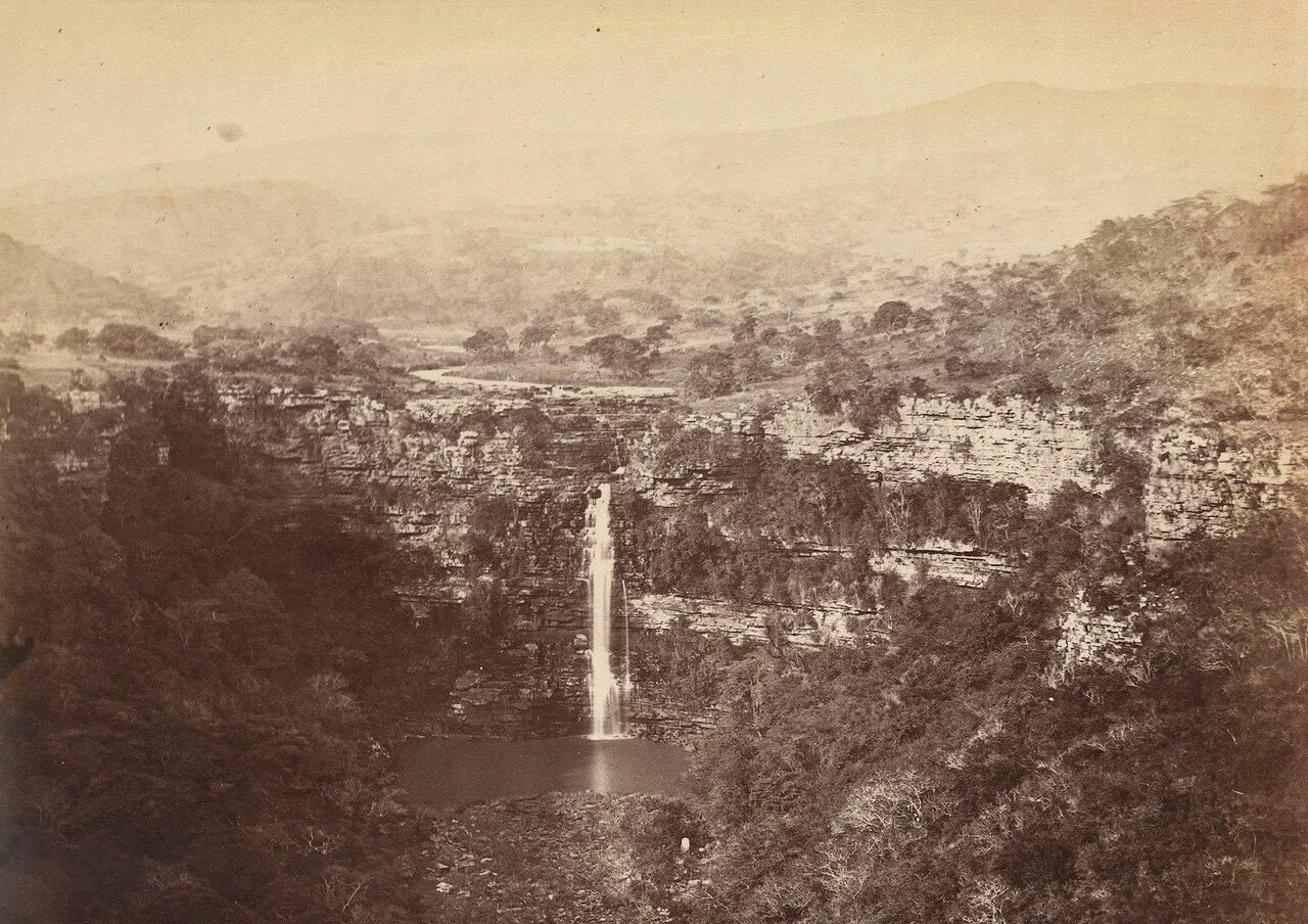 Водопад Умзингати