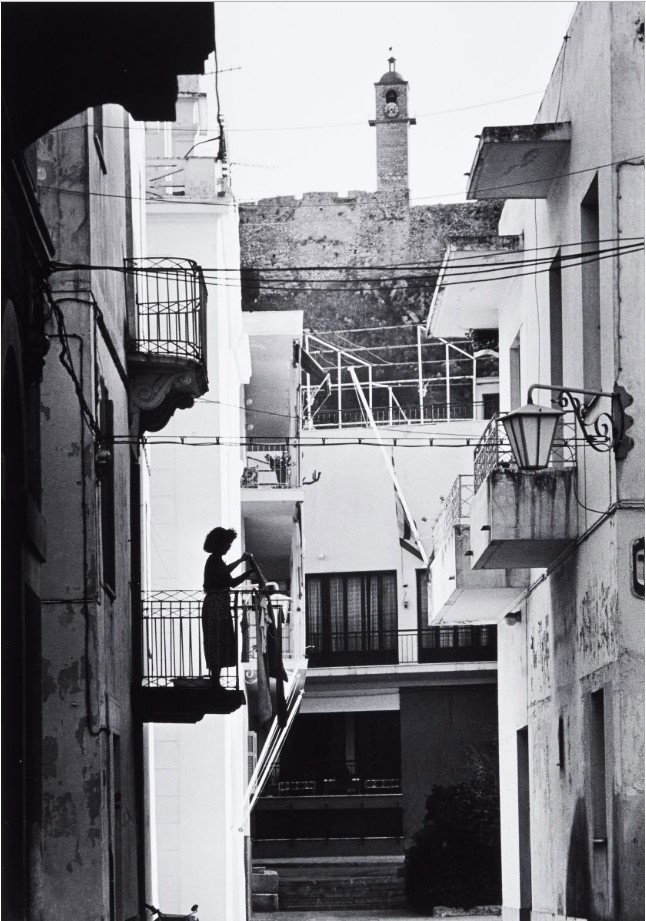 1980. Нафплион, Греция