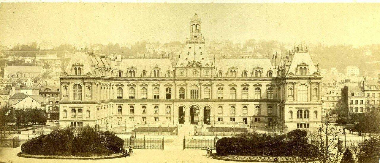 1870-е. Гавр. Мэрия