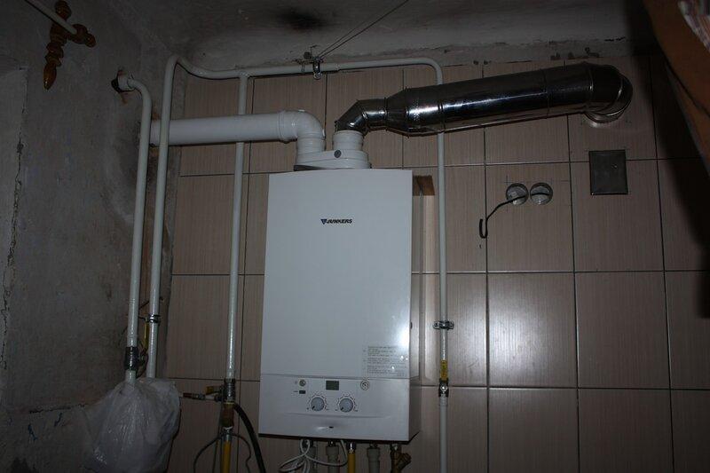 Кухонная вытяжка с коаксиальным дымоходом как закрепить дымоход к скату крыши