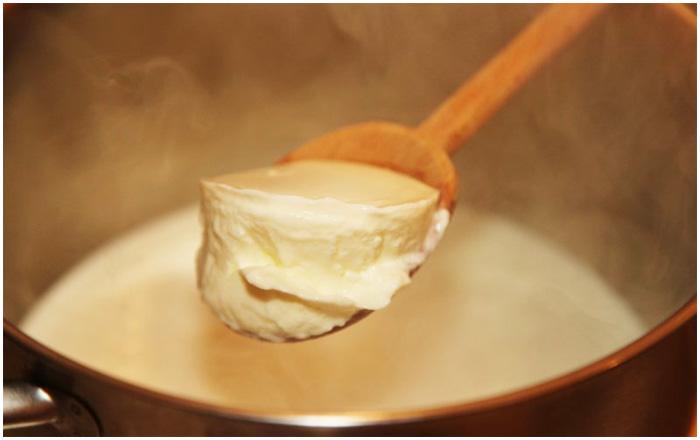 домашний сыр фото рецепт