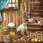 деревенская жизнь (11)