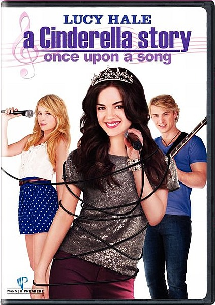 История Золушки 3 / A Cinderella Story: Once Upon a Song (2011) DVD5 + DVDRip