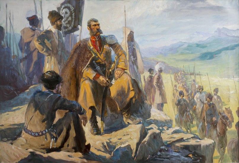 Генерал Бакланов Донской Суворов