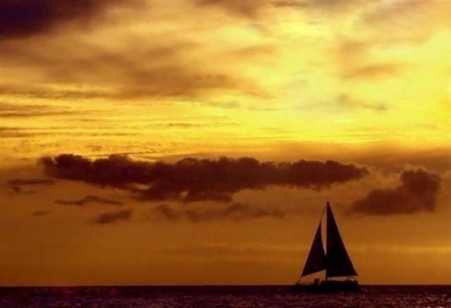 «Звенит от зноя золото небес…»