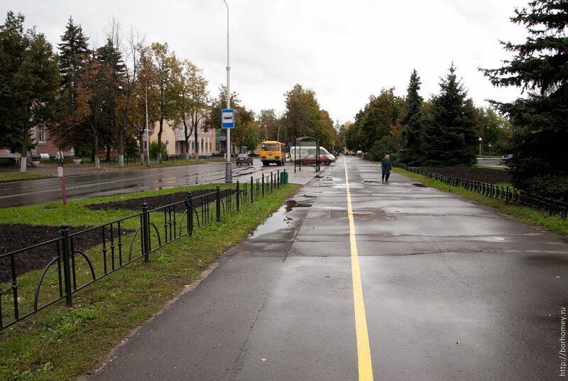 велосипедная дорога саров