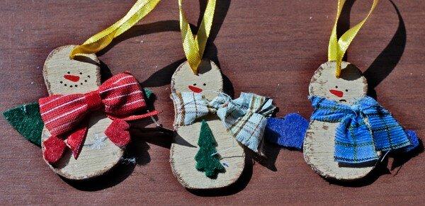 МАМИН ГРАД- образовательный портал :: Игрушки на ёлку своими руками. МК. Игрушки на елку из фанеры