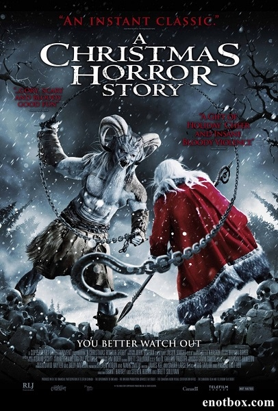 Страшная рождественская история / Рождественские страшилки / A Christmas Horror Story (2015/WEB-DL/WEB-DLRip)