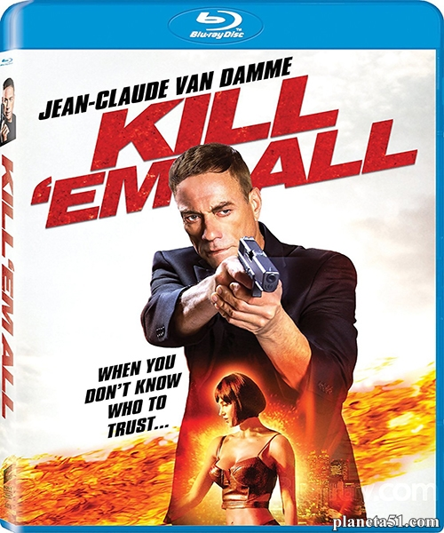 Прикончи их всех / Kill'em All (2017/BDRip/HDRip)