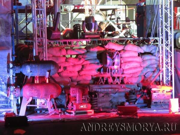 Байк-шоу в Новороссийске 2011