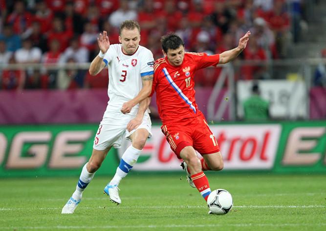 Футбольный союз отказался от товарищеского матча Россия – Чехия