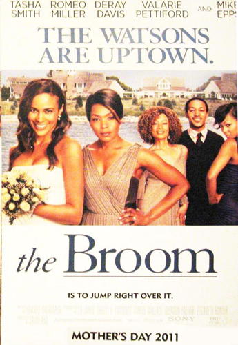 Испытание свадьбой / Jumping the Broom (2011) HDRip