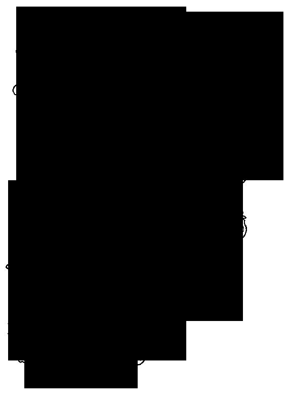 Алфавит с цветочными феями.
