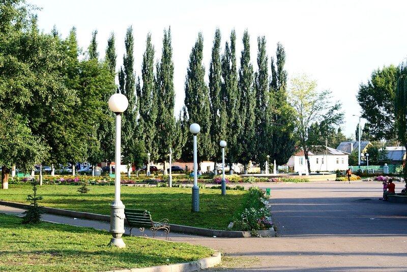 Мичуринск памятник ленину