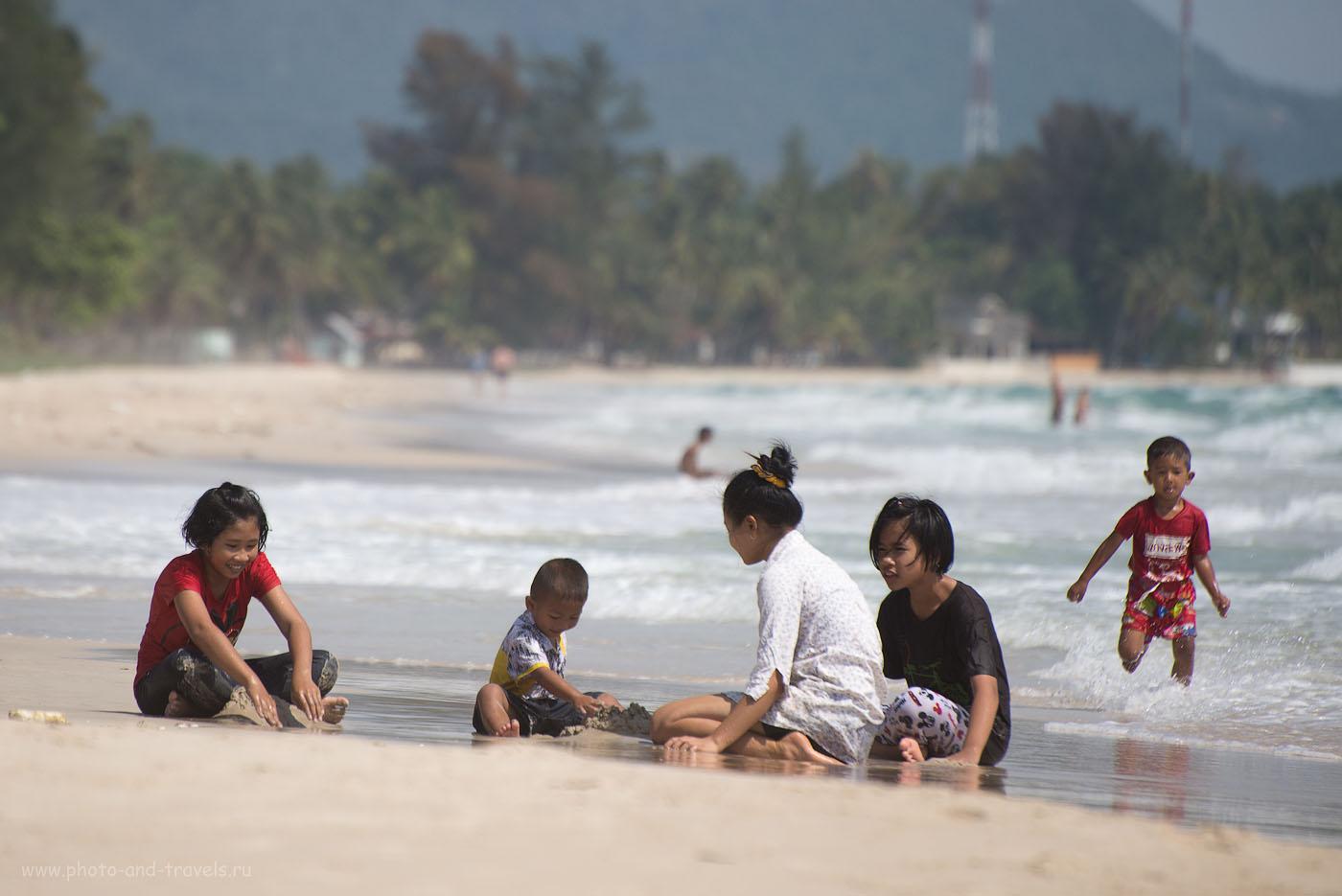 Фото 6. Пляжный отдых в Таиланде. По пути из Чумпхон в провинцию Краби (100, 300, 5.6, 1/640)