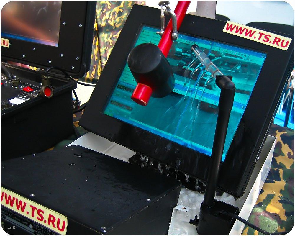 Промышленный защищенный всепогодный компьютер«Дозор-7100»