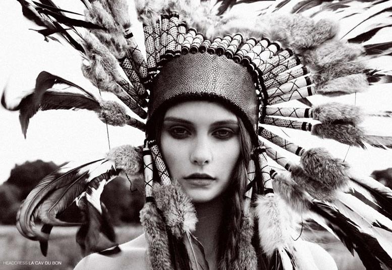 модель Шарлотт Виггинс / Charlotte Wiggins, фотограф Efi Zachou