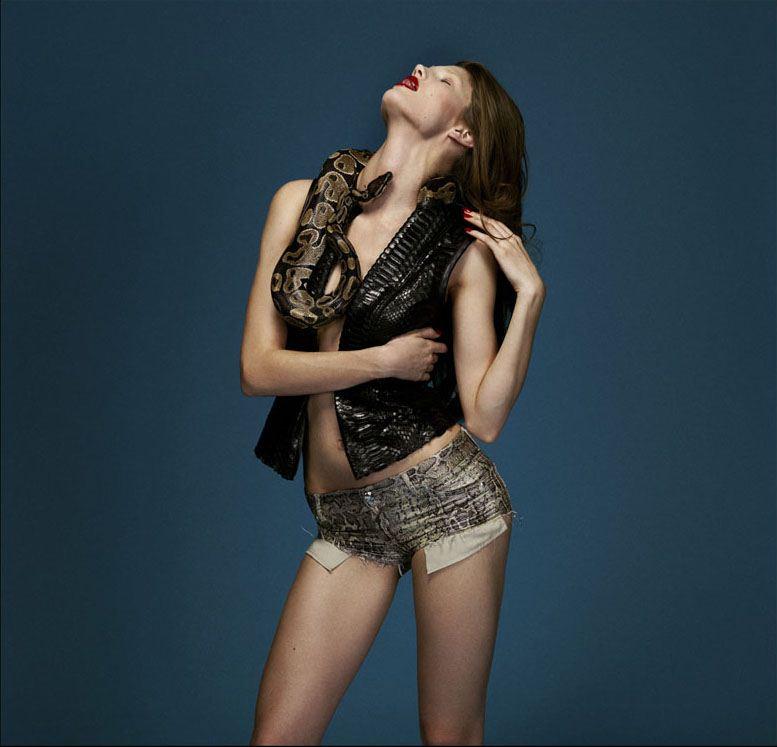 модель Кендра Спирс / Kendra Spears, фотографы Sean and Seng