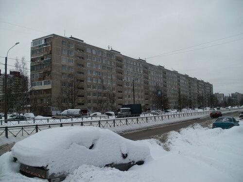 ул. Дыбенко 23к1