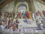 Афинская школа, Ватикан