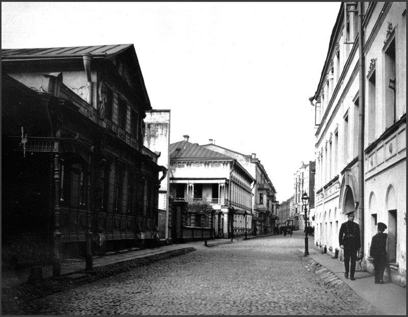 Деревянный дом Ф. Н. Плевако (до 1993 года)