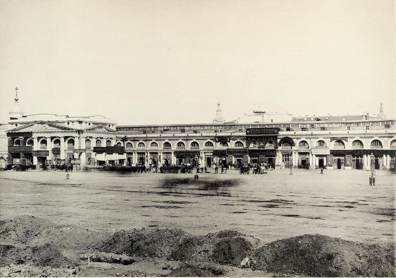 02. Вид левой части с Красной площади