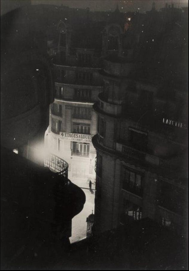 1932. Ночной Париж (4 этажа в аренду)