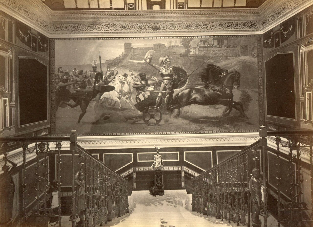 18. Интерьеры дворца