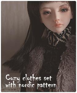 Cozy set for Zaoll