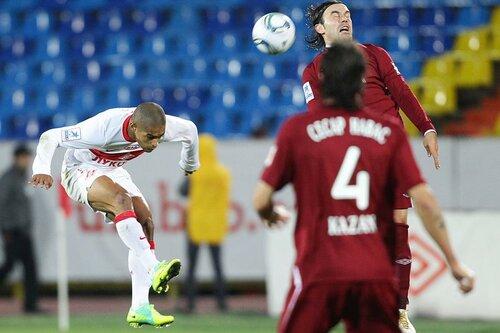 Веллитон. Рубин - Спартак 3-0 16-10-2011