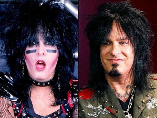 рок звезды фото прикол возраст люди